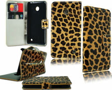 Cover e custodie multicolore Per Nokia Lumia 730 in pelle sintetica per cellulari e palmari
