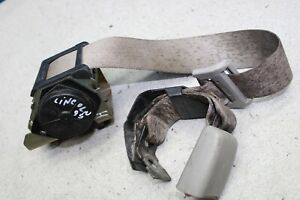 Lincoln Town Car III Bj1999 Seat Belt Buckle Back