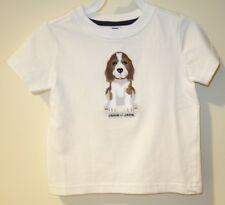 Brand New Janie and Jack Captain's Cottage Puppy Shirt Boy's Size 5