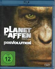 The Planet Ape: Prevolution [Blu-Ray] FSK 12 Mint
