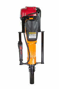 GAS POWERED POST DRIVER  4 STROKE - By SKIDRIL maker of gas drivers since 97
