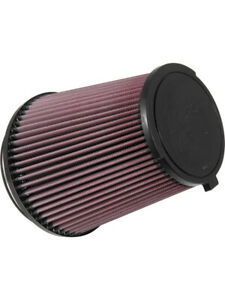 K&N Round Tapered Air Filter FOR FORD MUSTANG SHELBY 5.2L V8 F/I (E-0649)