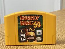 Donkey Kong 64 Nintendo 64 Video Game 1997