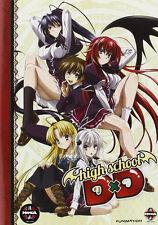 High School DxD . The Series . Complete Season 1 . Anime . 2 DVD . NEU . OVP