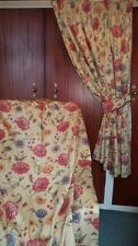 Cotton Blend Country Made to Measure Curtains & Pelmets