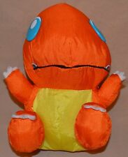 "8"" Charmander # 4 Pokemon Plush Dolls Toys Stuffed Animals Bath Tub Version Fire"