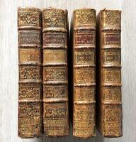 1752 DICTIONNAIRE CURES VILLE CAMPAGNE SAINTE VIERGE LIVRE BOOK BIBLE POLOGNE
