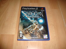 Star Ocean - Till the End of Time Sony PS2 Español