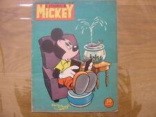 1956 Le Journal de MICKEY nouvelle serie numero 197