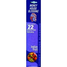 Money House Blessings Incense Sticks-Indian Fruit