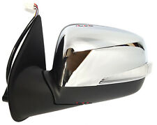 *NEW* DOOR MIRROR (ELECTRIC CHROME INDICATOR) for HOLDEN RODEO RA 2006-2008 LEFT