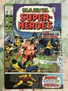 Marvel Collectors' Item Classics 1969