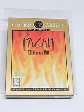PAGAN ULTIMA VIII GOLD EDITION. PC GAME. 1996. COMPLETE.