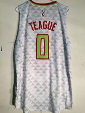 add1b98d3 Adidas Swingman 2015-16 NBA Jersey Atlanta Hawks Jeff Teague White Alt sz M