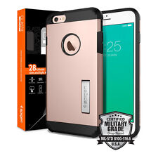 Spigen iPhone 6s Plus Case Tough Armor Series Cases Rose Gold