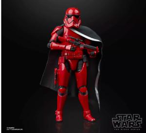 Star Wars The Black Series Captain Cardinal Action Figure E9700