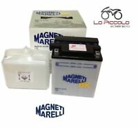 BATTERIA MAGNETI MARELLI YB14L-A2 12V 14Ah YAMAHA XTZ-H-N Super Tenere 750 1995