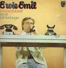 Emil Steinberger E Wie Emil LP Vinyl Schallplatte 123578