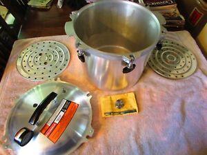 All American Model # 921 Pressure Cooker