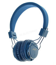 NIA Q8 On Ear Wireless Bluetooth Headset Micro SD Player FM All in one Headphone