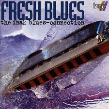 Fresh Blues-The Inak Blues-Connection (1993) Blues Company, Joanna Connor.. [CD]