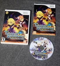 Wii Tales of Symphonia Dawn of the New World Complete