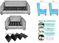 NEW SOFA SAVERS DELUXE REJUVENATOR BOARDS SAGGING CHAIRS SUPPORT 1 2 3 SEATER
