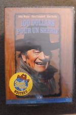 DVD western 100 dollars pour un shérif neuf emballé 1969 avec john wayne