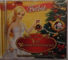 Barbie In: Eine Weihnachtsgeschichte CD Original-Hörspiel zum Film