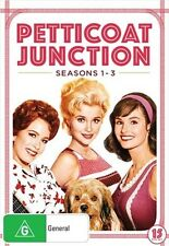 Petticoat Junction Series Complete Seasons 1-3 1 2 3 New DVD Box Set Region 4