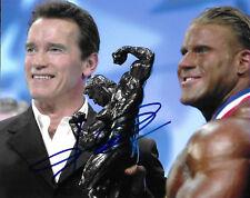 Jay Cutler Signed 8X10 Photo Mr Olympia Ifbb Pro Arnold Schwarzenegger