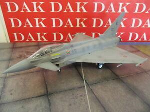 1/72 Modellino Aereo Aircraft Eurofighter EF 2000 Typhoon 4 Stormo Caccia Italy