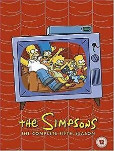 The Simpsons - Season 5 [DVD] [1990], , Used; Very Good DVD