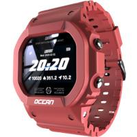 LOKMAT Ocean Sport Smart Watch IP68 Waterproof Heart Rate Blood Pressure Monitor