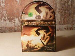 DIE LETZTEN HELDEN ERSTER AKT Episode 2 Die Katakomben von Danbar CD HÖRSPIEL
