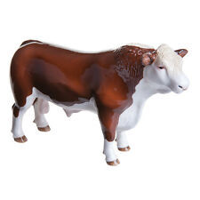 Polled Hereford Bull - John Beswick Cattle NEW in BOX - JBF87