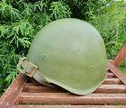 Original Military Helmet SSH 40 Steel WW2 Soviet Army RKKA WWII Russian Number