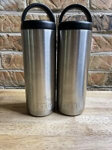 RTIC - 18 oz. Stainless Steel Double Vacuum Insulated Bottle / Cooler 2 Pack
