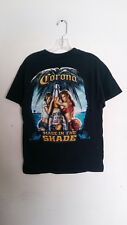 Corona Made In The Shade Black Graphic T-Shirt Adult Medium Size