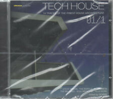 Tech House 14 Tracks Of The Finest House Architecture CDNEU Soul Mechanik D-Frag