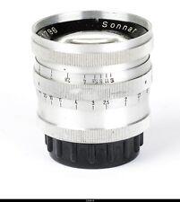 Lens Sonnar 1.5/5cm for Leica screw 39