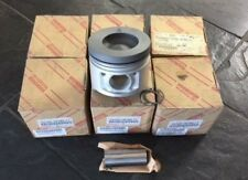 To Suit Toyota 14Z  Piston and Pin Engine Set 1.00mm Up to 8/2003 13105-78780-71
