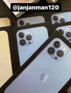 256GB iPhone 13 Pro Max 6.7inch 2021 janjanman120