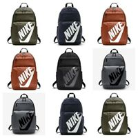 Nike Elemental Sports Backpack Rucksack School Bag Travel Training Gym Unisex