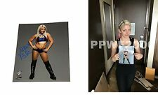 Wwe Alexa Bliss Hand Signed Autographed 8X10 Photofile Photo W/ Pic Proof Coa 3