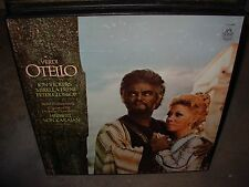 KARAJAN / VERDI otello ( classical ) 3lp box - booklet -