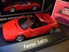 1/43 Herpa FERRARI 348 TS ROSSO 14,99 anziché 30 € prezzo speciale 010207