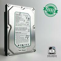 """400GB Seagate Barracuda ST3400832AS 3.5"""" SATA 7200RPM Internal Hard Drive HDD"""