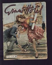 GRAND HOTEL 817/1962 SANREMO MANSFIELD COCKI MAZZETTI OLDSMOBILE FERNANDEL ROCCA