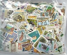 ANIMAUX Sauvages 1000 timbres différents